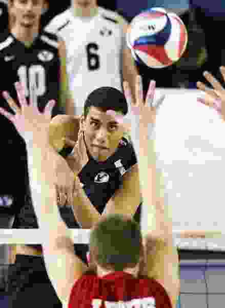 No. 5 BYU opens men's volleyball season against No. 7 Ohio State at home on Thursday with lots of new faces, but same lofty expectations
