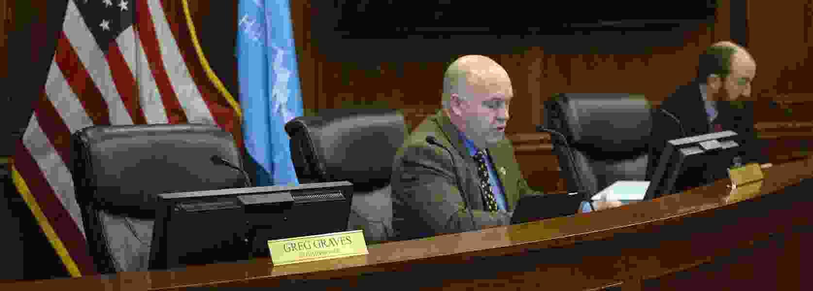 Utah County legislators join chorus calling on Commissioner Greg Graves to resign in wake of harassment allegations