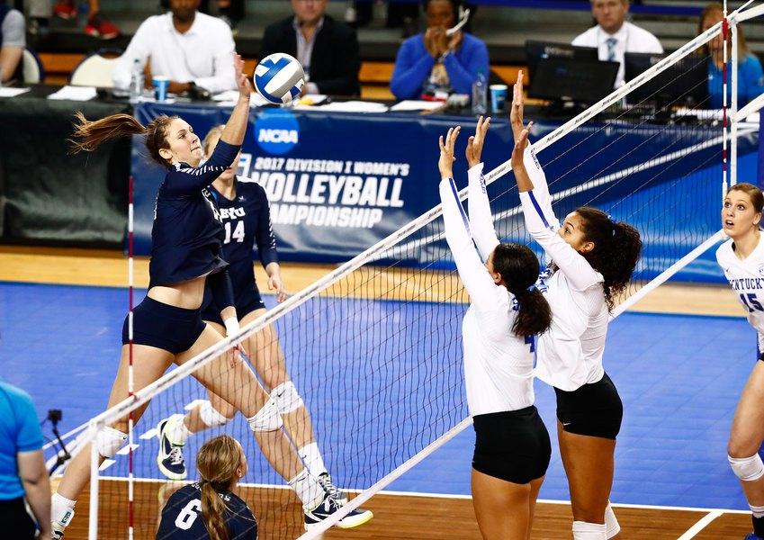6d19959ad18b BYU gets No. 1 seed in NCAA Women s Volleyball Tournament
