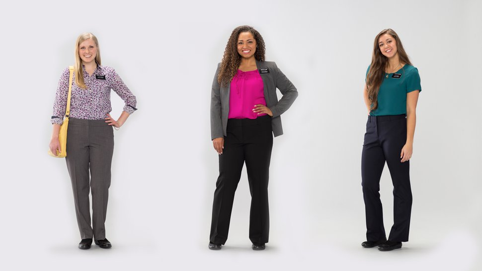 (Courtesy | The Church of Jesus Christ of Latter-day Saints) The First Presidency of The Church of Jesus Christ of Latter-day Saints has approved revised dress guidelines, allowing full-time female missionaries to wear dress slacks at their discretion.