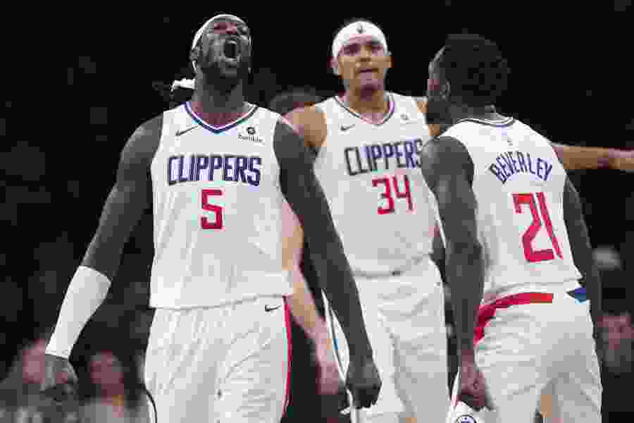 Walden: Clippers are the biggest early-season surprise in the jumbled West