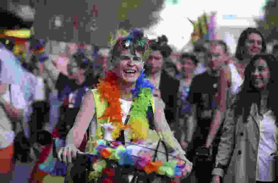 Same-sex marriage legalized in Australia