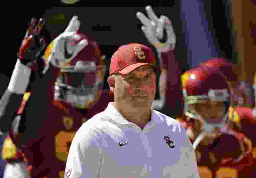 Pac-12 preview: They never rebuild, but USC will only go as far as freshman QB JT Daniels will take them