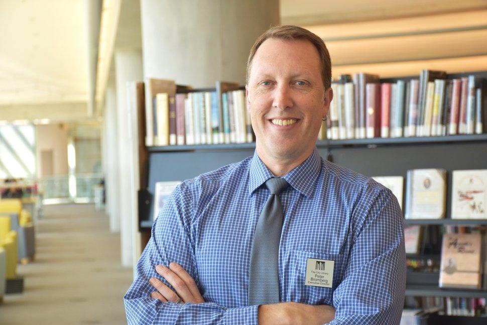 Peter Bromberg | Salt Lake City Public Library