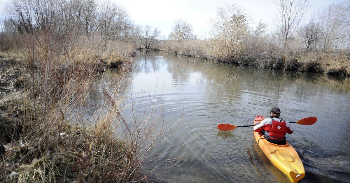 Fishing, kayaking and paddleboarding: Here's how to safely use the Jordan River