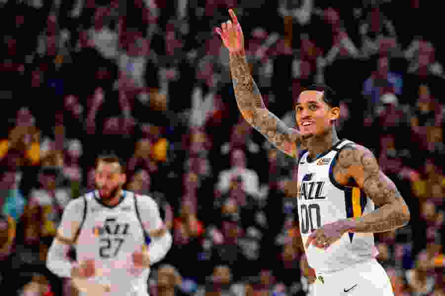 Jordan Clarkson has been everything the Utah Jazz hoped for, and then some