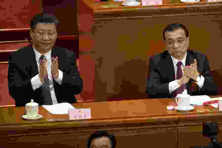 Historic vote in China will let president rule for life