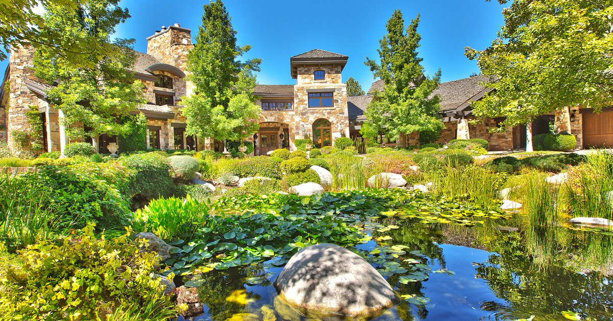Photo gallery: Posh Salt Lake County \'compound\' going up for auction ...