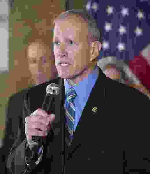 Utah's top cop is retiring; governor picks Highway Patrol major to replace him