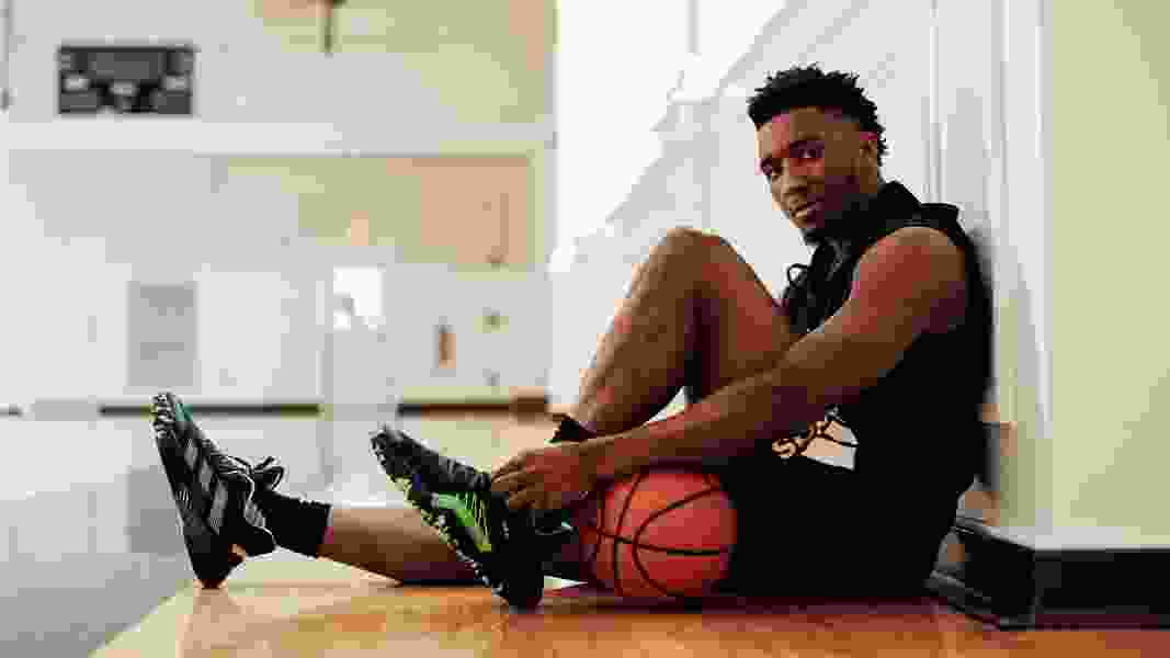 Utah's community gives Donovan Mitchell a slice of normal life, even as his celebrity grows