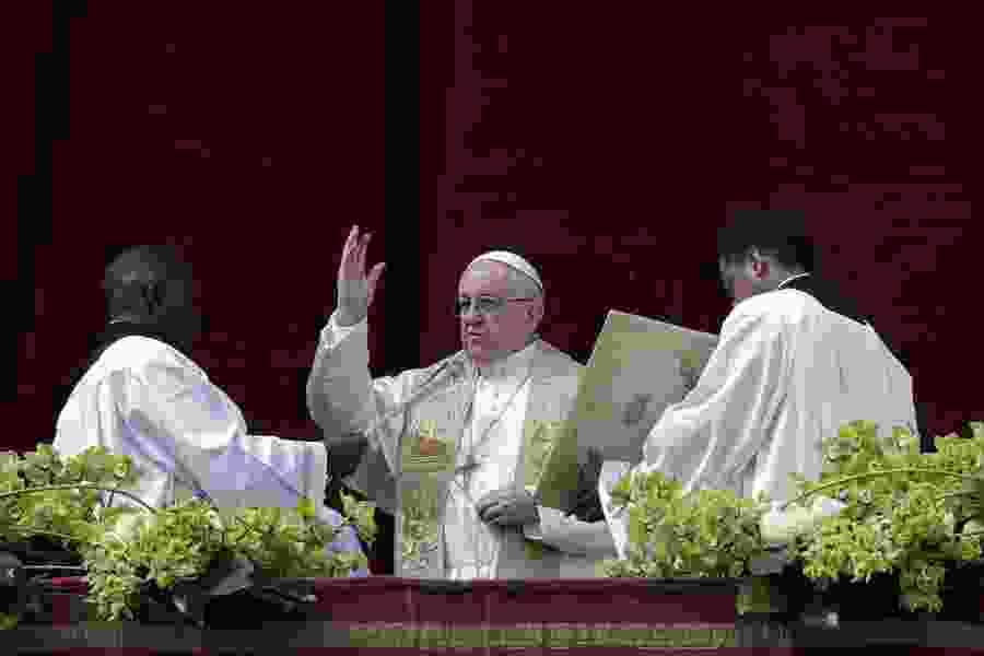 Commentary: Pope Francis believes in hell, a place God doesn't send people — they choose it