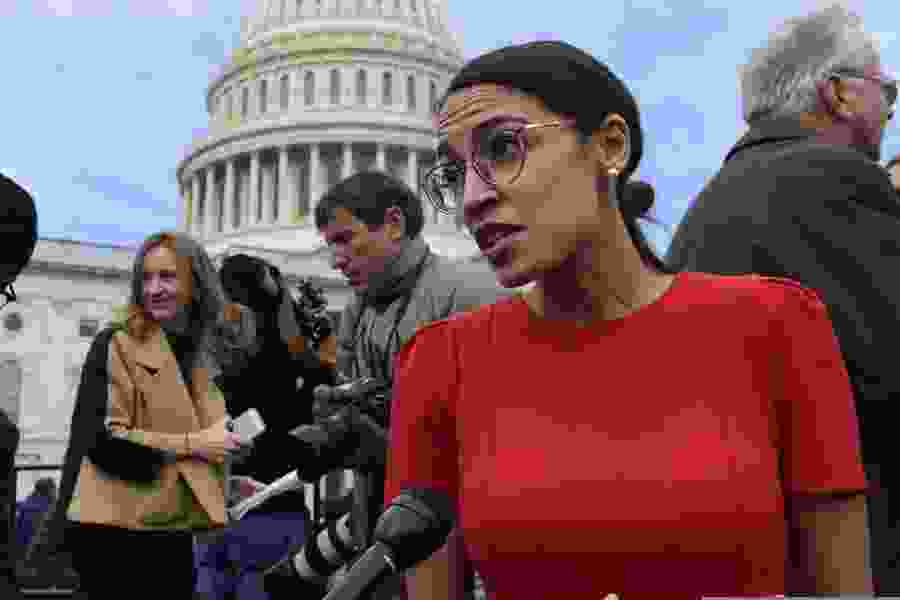 Does Rep. Alexandria Ocasio-Cortez think Trump is a racist? 'Yeah. No question.'