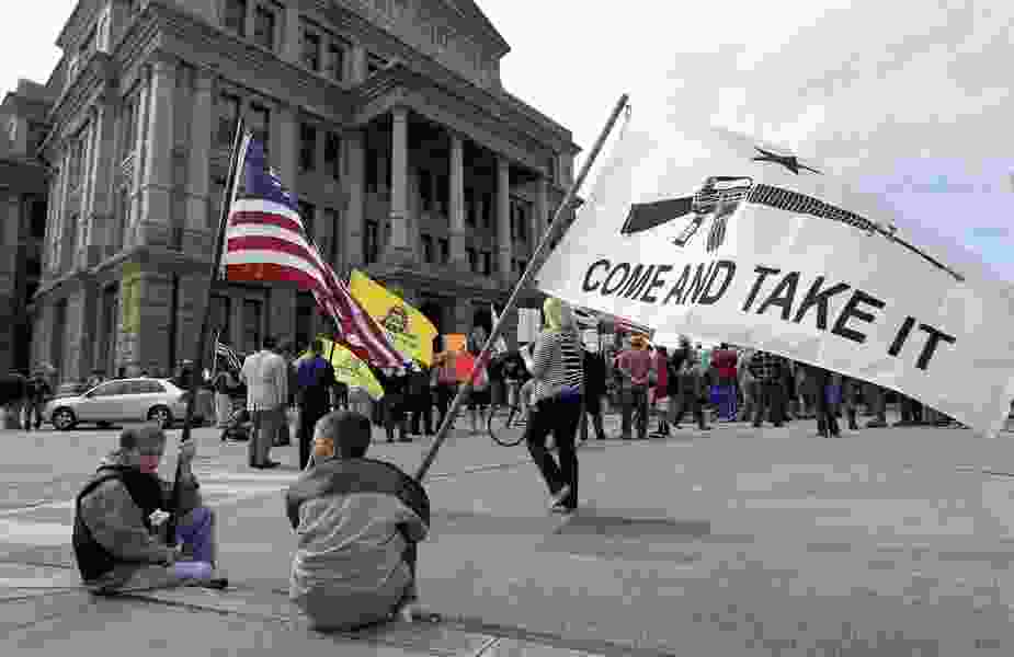 Larry Cox: Gun restrictions punish law-abiding people
