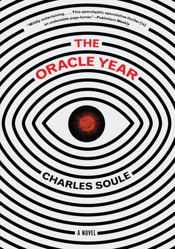 (Courtesy photo) The Oracle Year by Charles Soule.