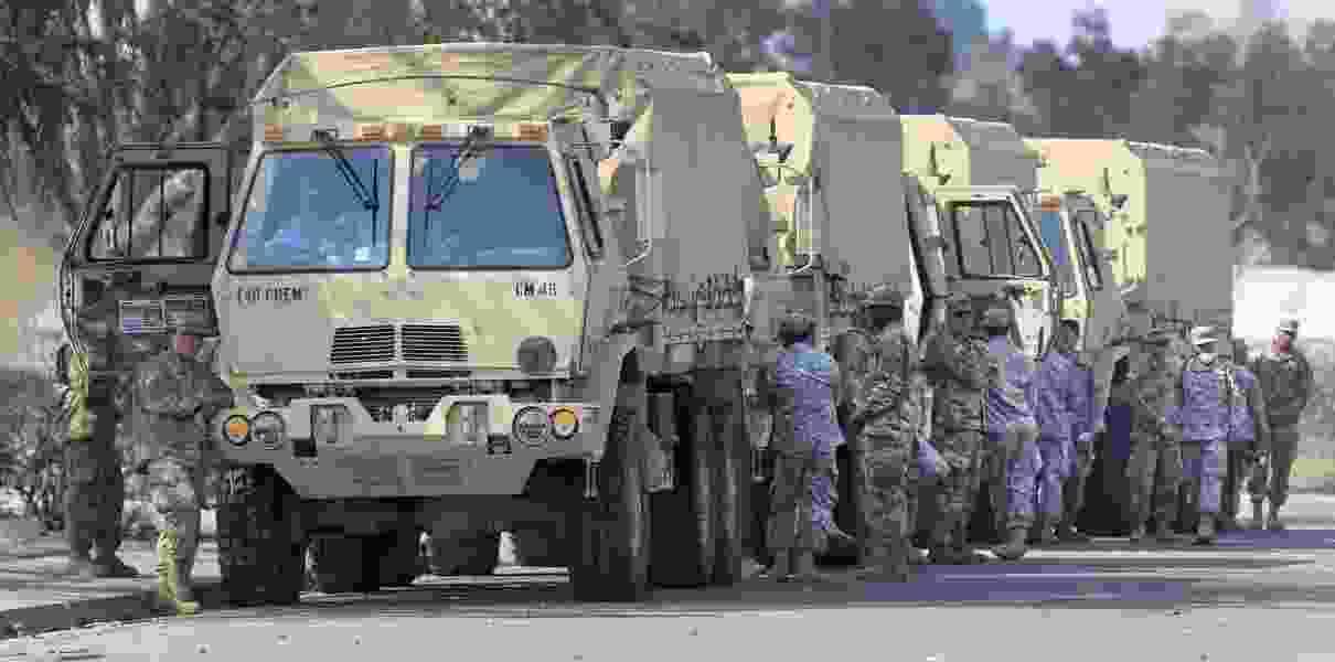 Catherine Rampell: A bungled contract is still devastating National Guard employees