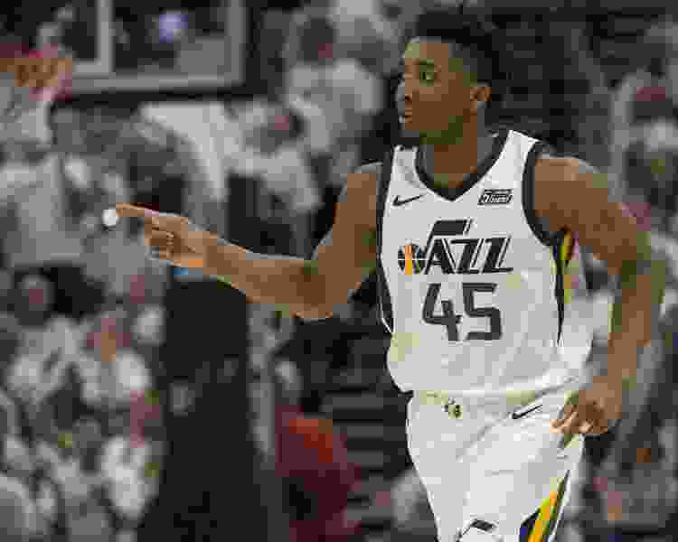 Can Donovan Mitchell be stopped? The Thunder haven't done it yet.