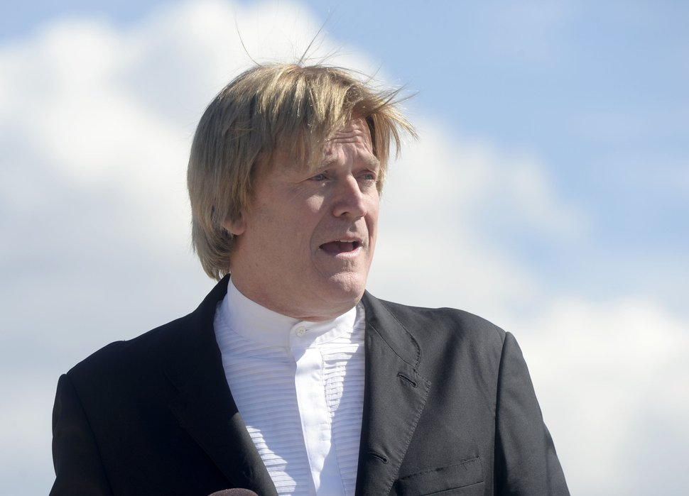 Al Hartmann | Tribune file photo Overstock.com CEO Patrick Byrne says he had a relationship with Russian agent Maria Butina.