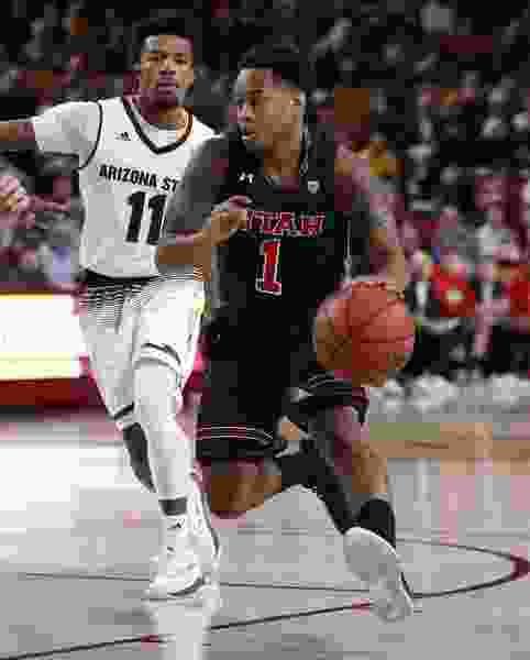 Utes knock off #21 Arizona State in overtime, 80-77