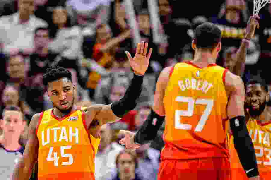 The Triple Team: Utah Jazz's perimeter defense stifles Hornets for 8th straight win