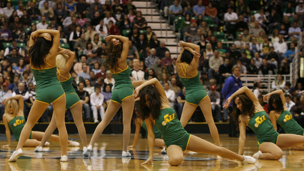 0659ad23084a Former Utah Jazz Dancers among those who charge NBA with causing eating  disorders and unfair pay in Yahoo Lifestyle exposé