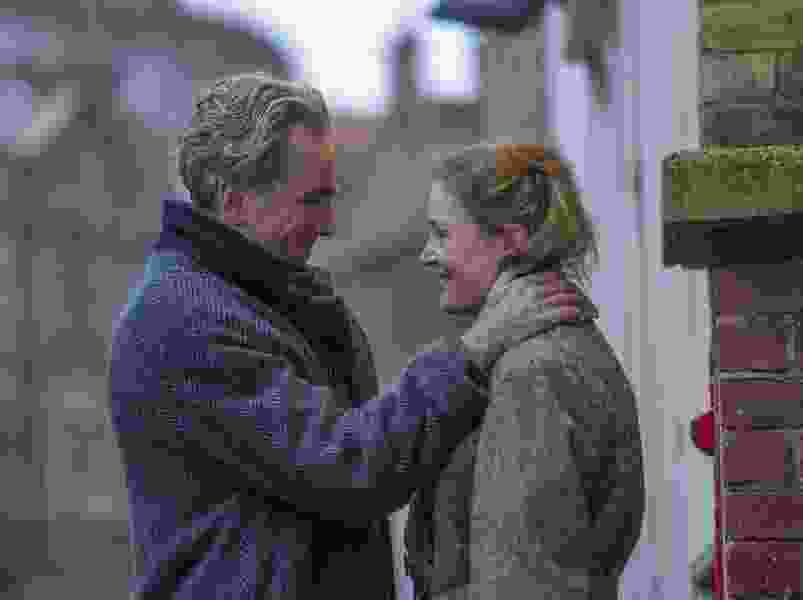 'Phantom Thread,' with Daniel Day-Lewis' last great role, is a beautiful movie woven with menace