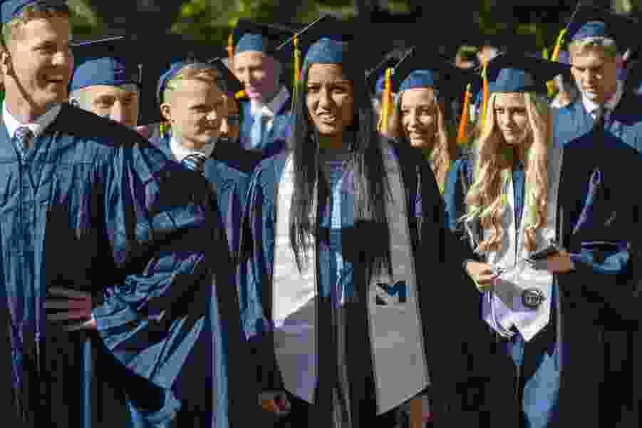 Holly Richardson: Every graduation season brings a variety of emotions