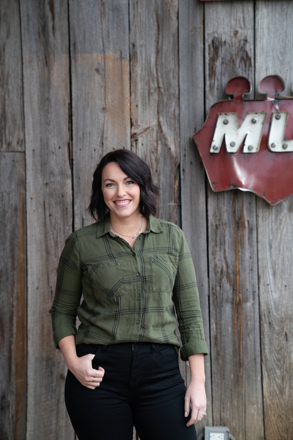 (Photo courtesy of Food Network) Susie Bulloch, a Lehi blogger, is one of eight contestants on