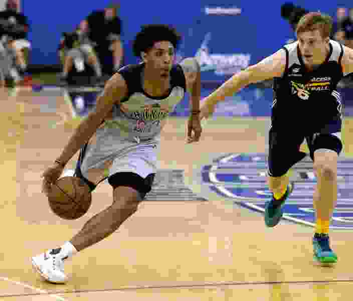 Jazz sign guard Nate Wolters to a two-way contract