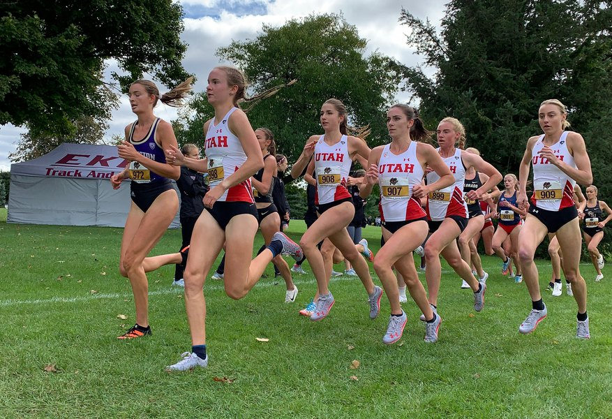 Utah's cross country team is deploying an unconventional strategy and enjoying a breakout season