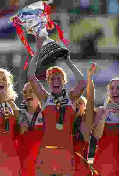 Dutch win 8th Women's World Cup field hockey title