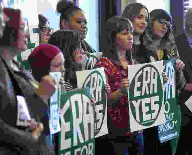 Letter: Time to ratify the Equal Rights Amendment