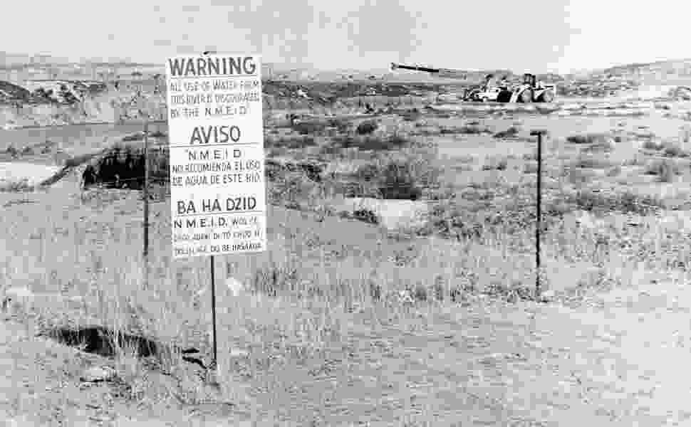 Former uranium mines on Navajo Nation up for assessments