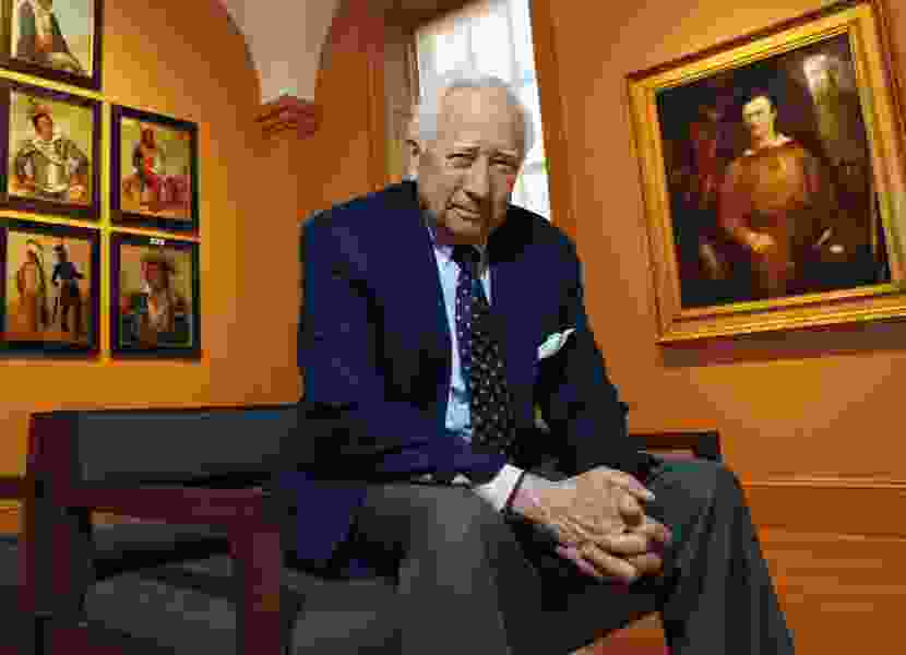 David McCullough's new book on pioneers' history draws criticism