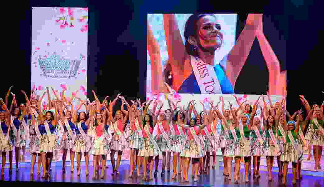 Two-time runner-up wins title of Miss Utah