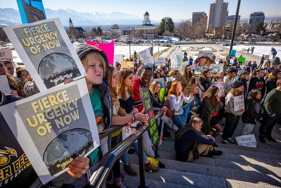 Letter: Young activists are often the engine of change