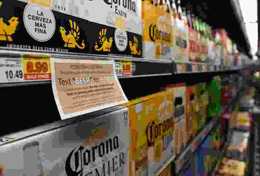 'We have to reflect the market' — Gov. Herbert is OK with stronger beer in Utah grocery stores