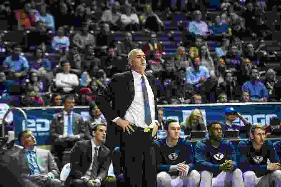 Monson: No, it's not 'fine.' BYU is whistling past the graveyard if the status quo remains in men's basketball and football