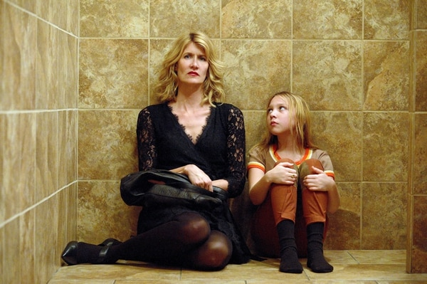 (Courtesy of Sundance Institute   photo by Kyle Kaplan) Laura Dern and Isabel Nelisse appear in