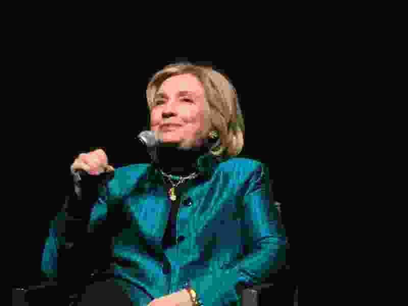 Hillary Clinton, at Sundance, says Trump impeachment vote 'will haunt' Republicans
