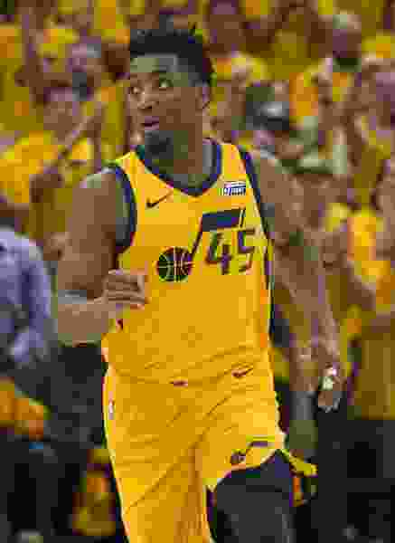 Kragthorpe: Jazz's series-ending victory is a Donovan Mitchell show-stopping performance