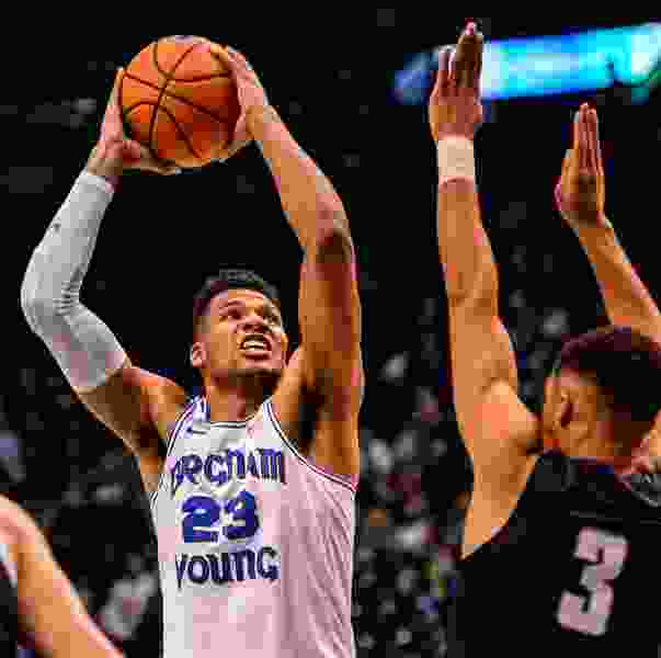 BYU's Yoeli Childs has avoided the sophomore slump that has plagued other promising Cougars. How did he do it?