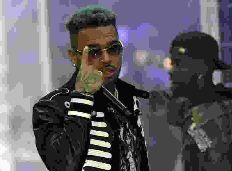 Singer Chris Brown detained in Paris after rape complaint