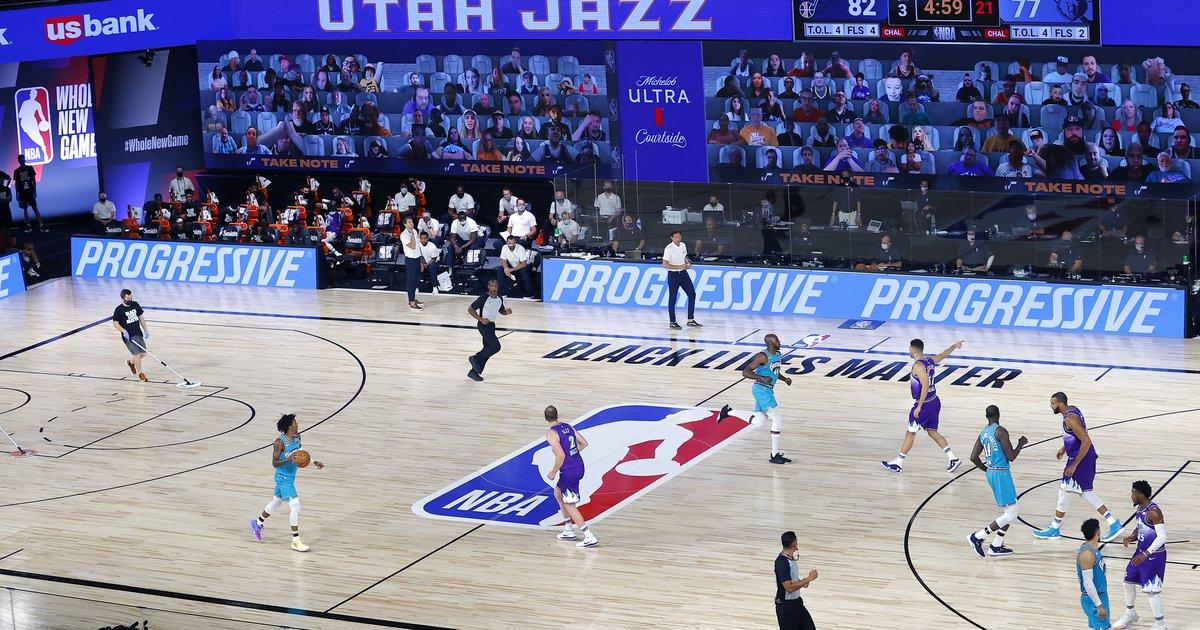 Utah Jazz tank fourth quarter against the Mavericks to remain sixth in West