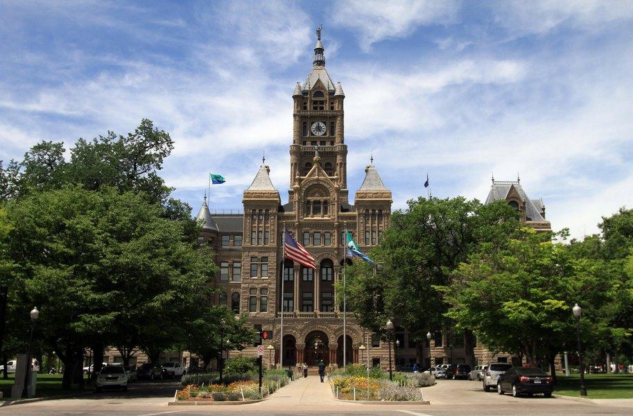 Salt Lake City County Building Tours