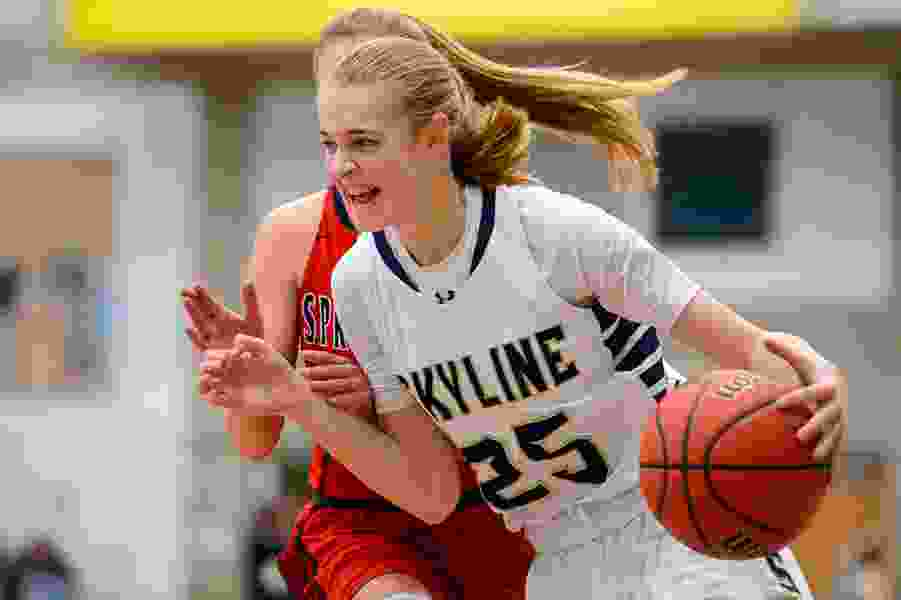 2018 girls' basketball coaches' all-state teams