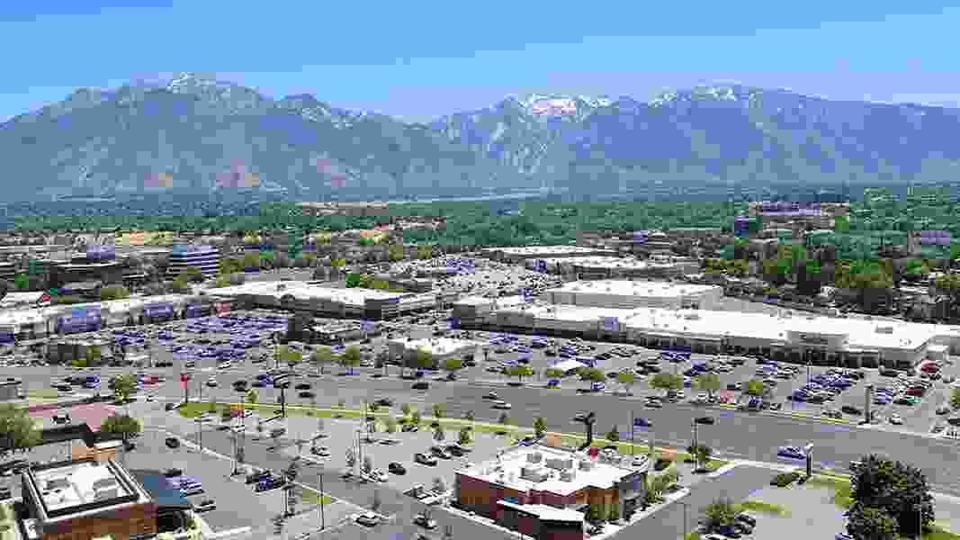 The Shops at Fort Union shopping center sold for $142 million to California company
