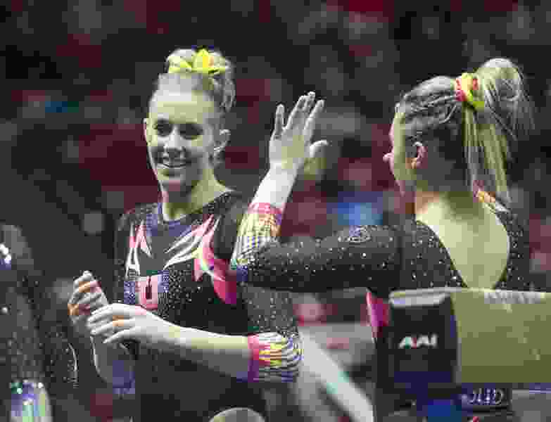 For Utah gymnastics team, 197 is the magic number