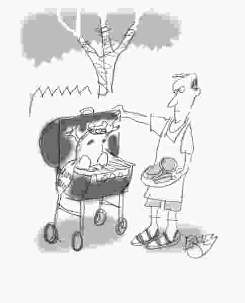 In Your Own Words: Submit your caption for this week's Bagley cartoon
