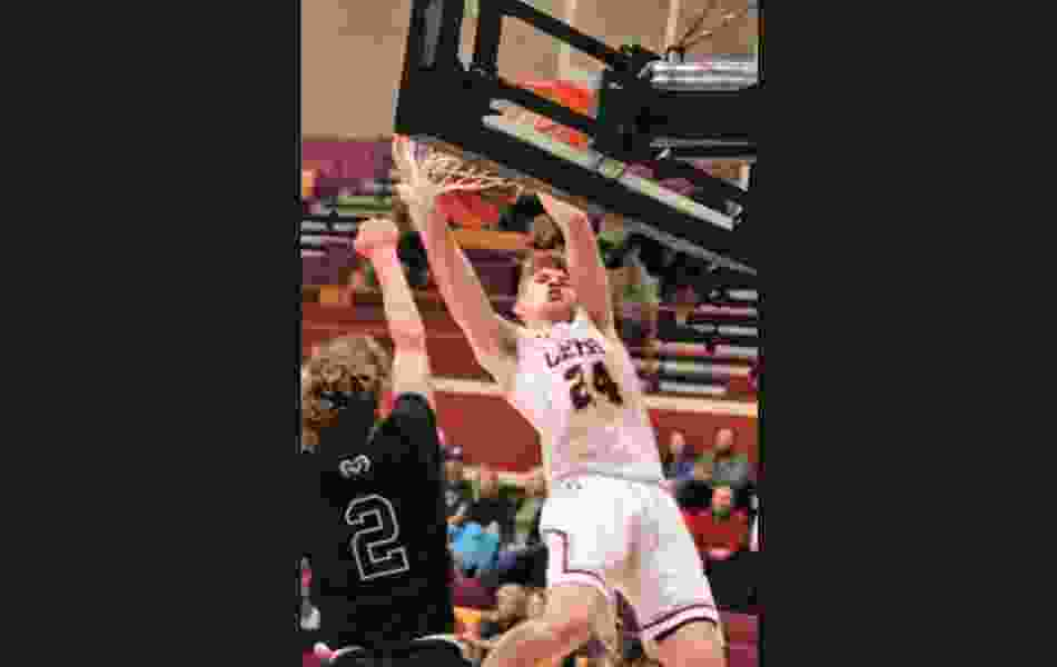 Cedar High's Dallin Grant commits to Utah State for basketball
