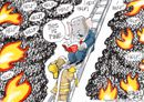 "Yelling ""Fire"" in a Fire 
